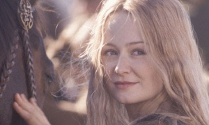 My girl hero: Eowyn