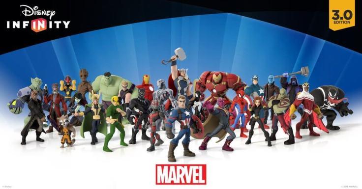 Disney-Infinity-Marvel-Roster